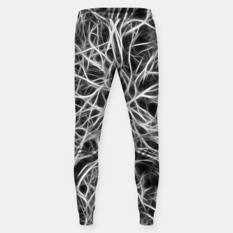 Thumbnail image of Brain Nerves Sweatpants, Live Heroes