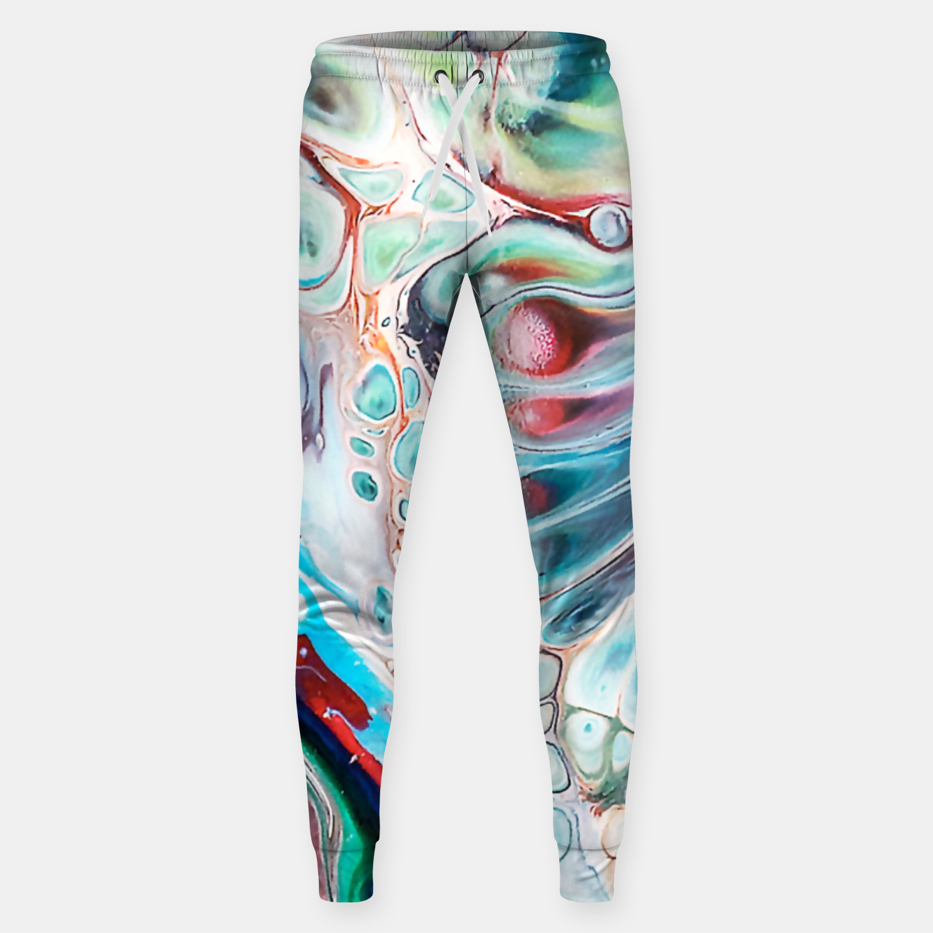 Foto Abstract Inside Sweatpants - Live Heroes