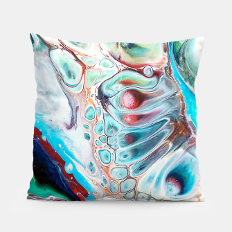 Abstract Inside Pillow Bild der Miniatur