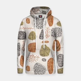 Tree Stamps Hoodie thumbnail image