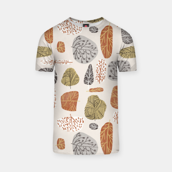 Tree Stamps T-shirt thumbnail image