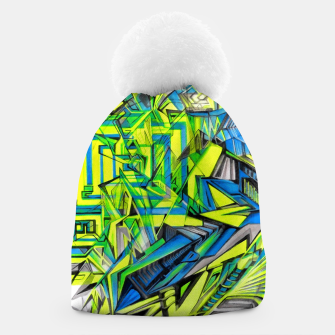 Thumbnail image of The Door Project Beanie, Live Heroes