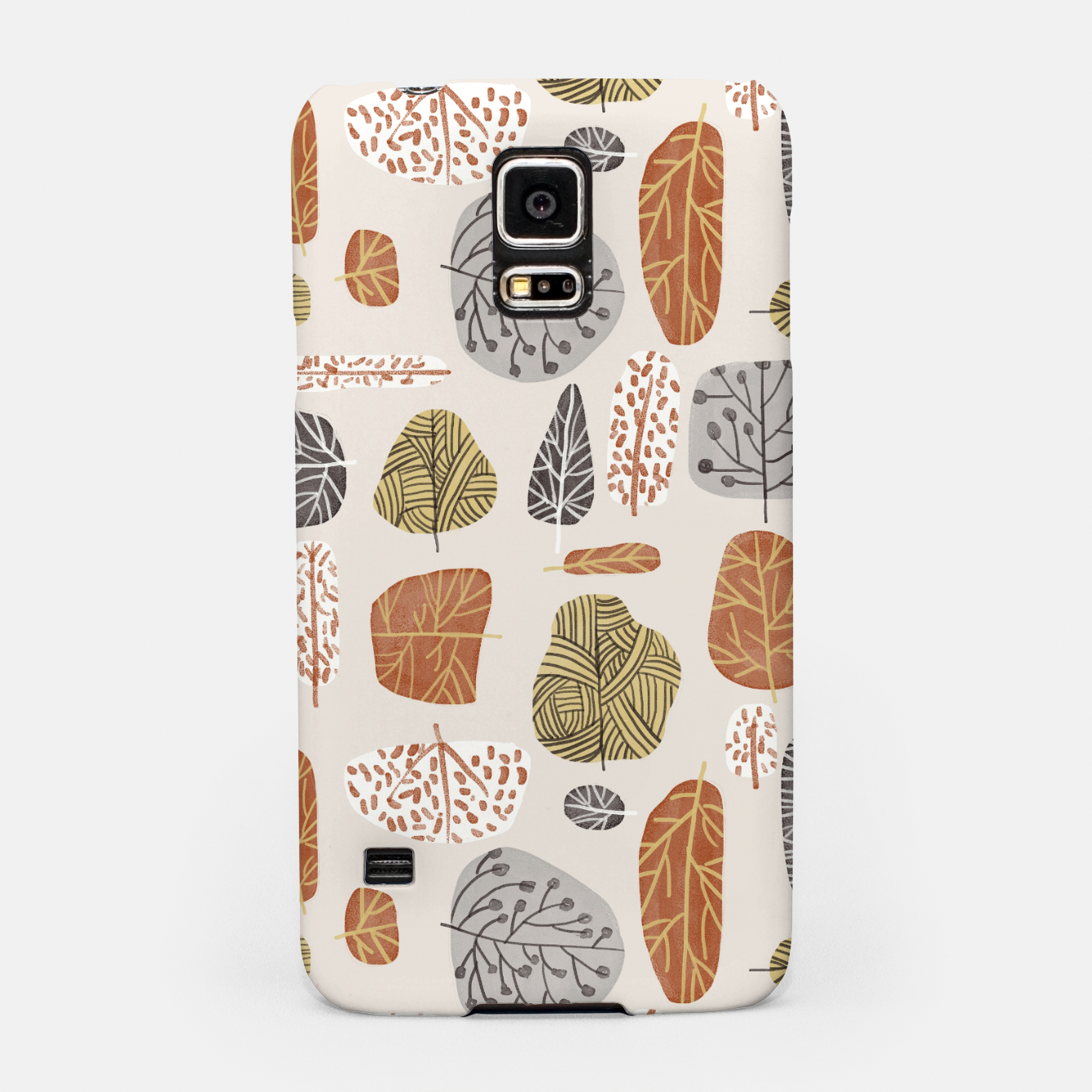 Image of Tree Stamps Samsung Case - Live Heroes