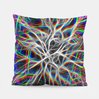 Miniatur Brain Nerves on Acid Pillow, Live Heroes