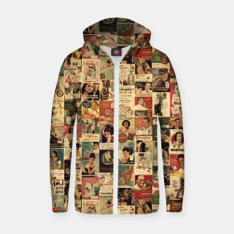 Smokie Zip up hoodie thumbnail image