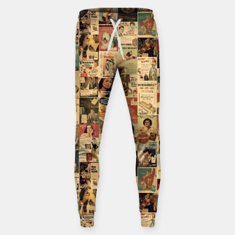 Miniatur Smokie Sweatpants, Live Heroes