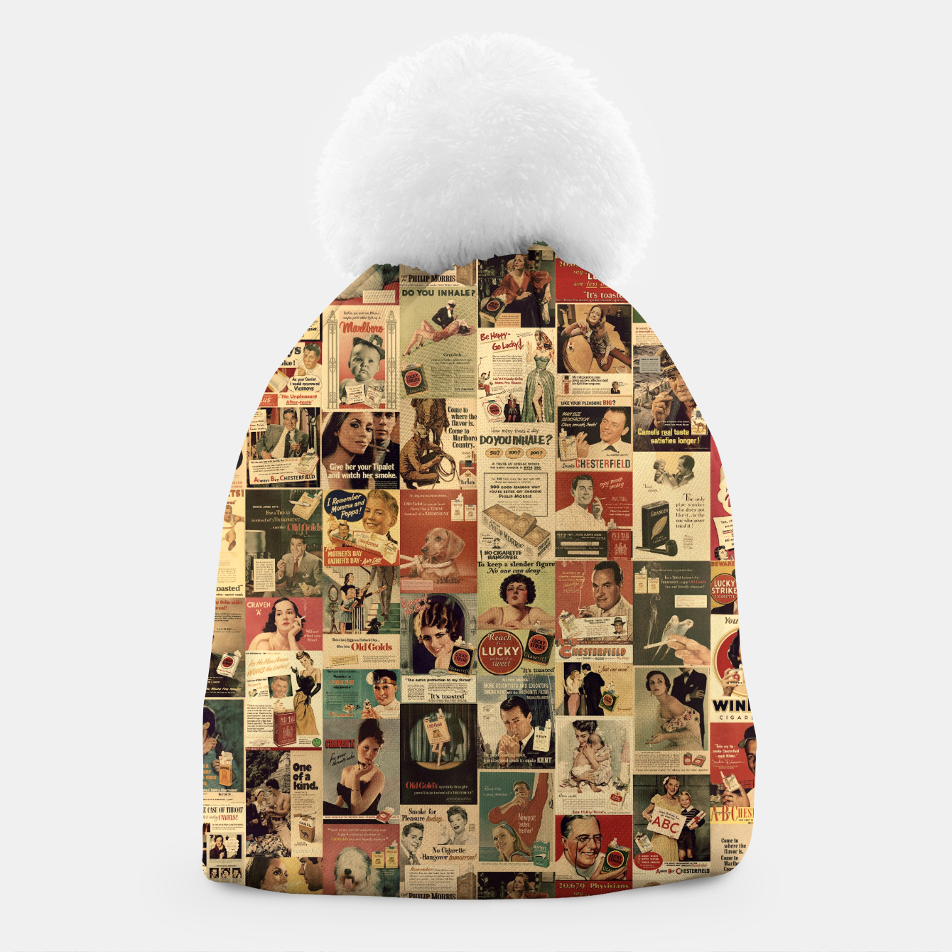 Image of Smokie Beanie - Live Heroes