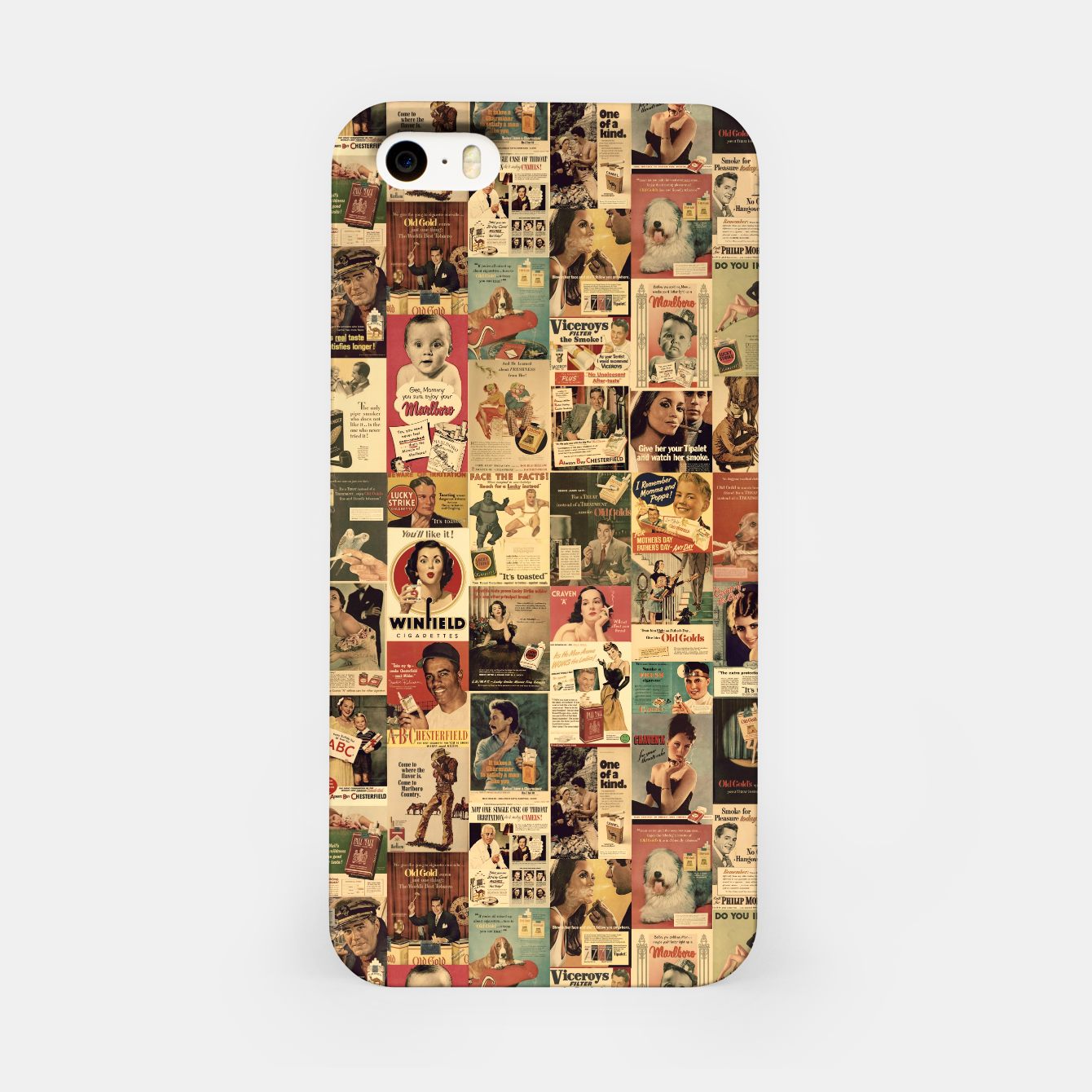 Image of Smokie iPhone Case - Live Heroes