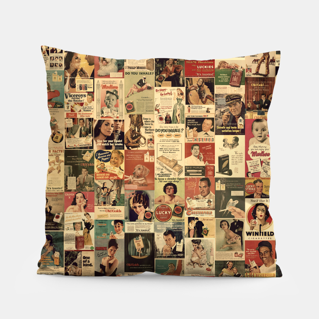 Image of Smokie Pillow - Live Heroes
