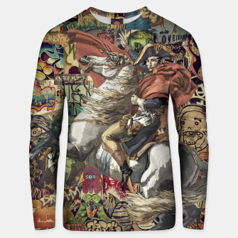 Thumbnail image of Napoleon Unisex sweater, Live Heroes