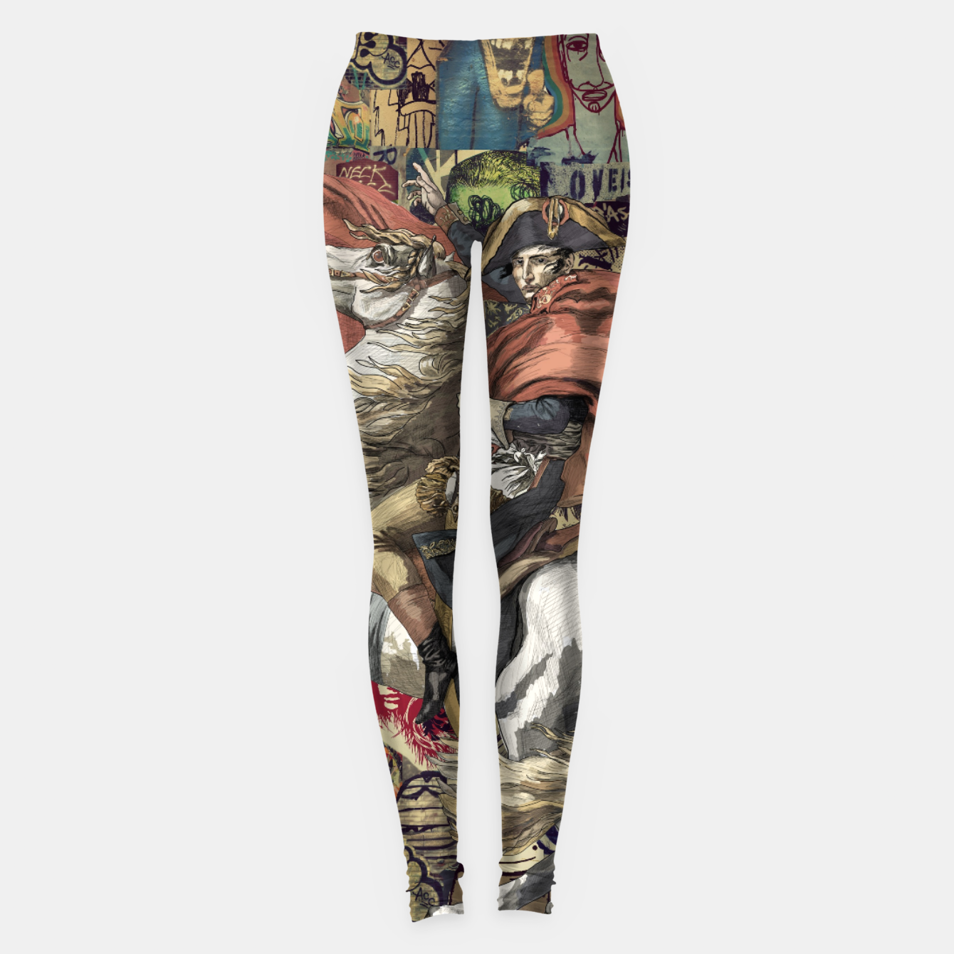 Image of Napoleon Leggings - Live Heroes