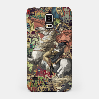 Thumbnail image of Napoleon Samsung Case, Live Heroes