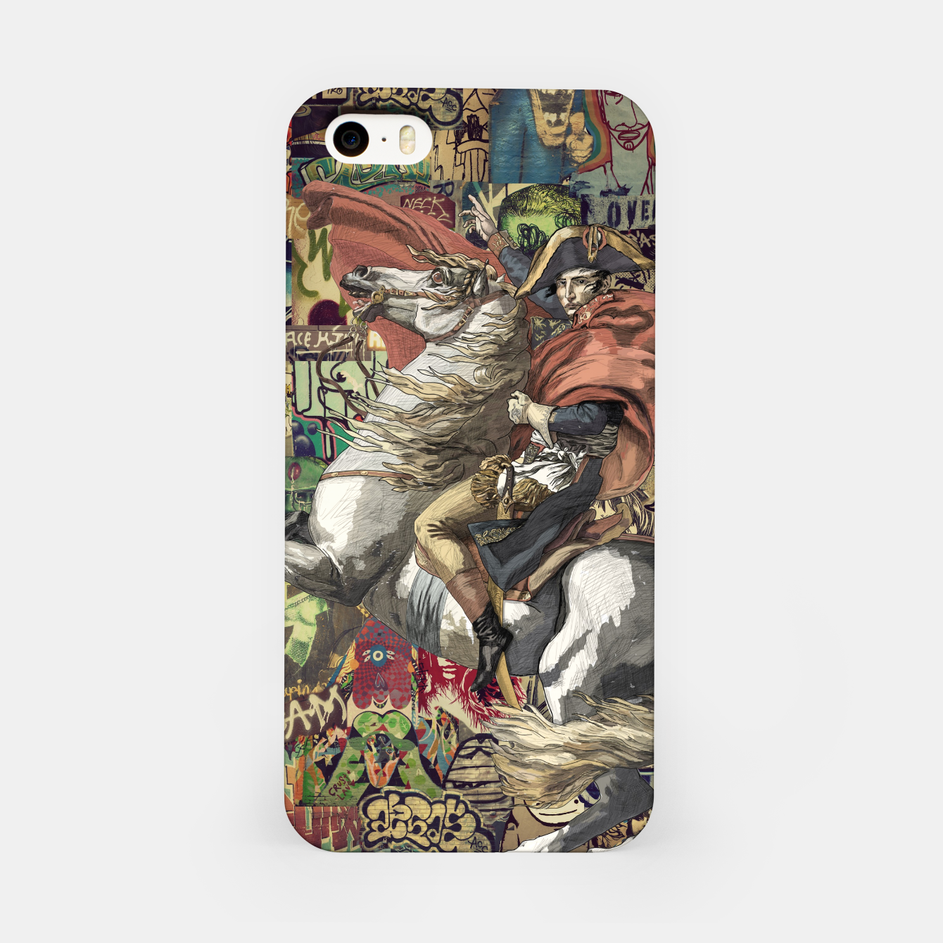 Image of Napoleon iPhone Case - Live Heroes