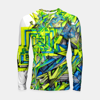 Thumbnail image of The Door Project Longsleeve rashguard , Live Heroes