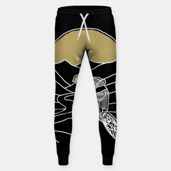 Thumbnail image of Mountain Biker Sweatpants, Live Heroes