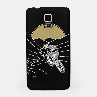 Thumbnail image of Mountain Biker Samsung Case, Live Heroes
