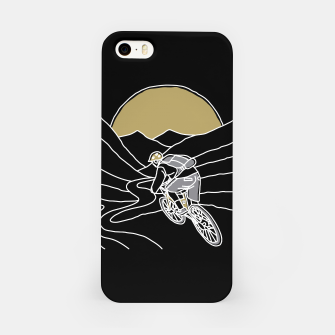 Thumbnail image of Mountain Biker iPhone Case, Live Heroes