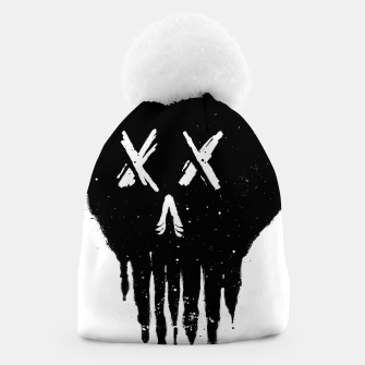 Thumbnail image of Trickle Skull Beanie, Live Heroes