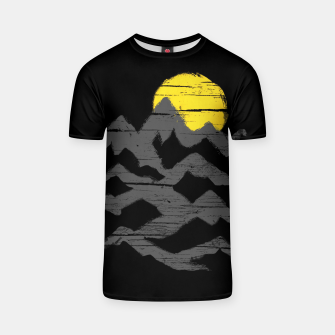 Miniatur Mountain Ink T-shirt, Live Heroes