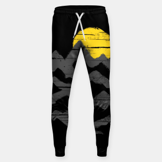 Miniatur Mountain Ink Sweatpants, Live Heroes