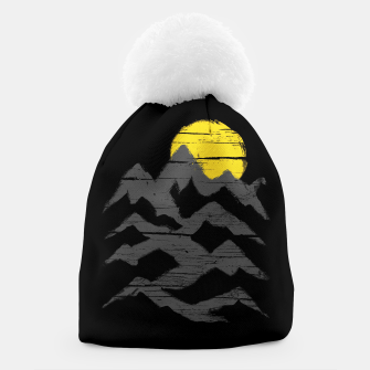 Miniatur Mountain Ink Beanie, Live Heroes