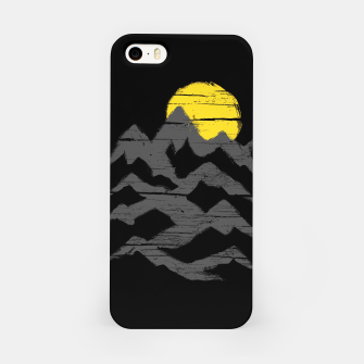 Miniatur Mountain Ink iPhone Case, Live Heroes