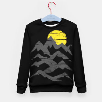 Miniatur Mountain Ink Kid's sweater, Live Heroes