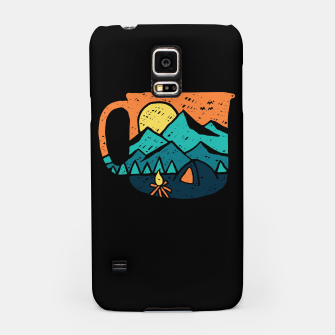 Miniatur Coffea and Adventure Samsung Case, Live Heroes
