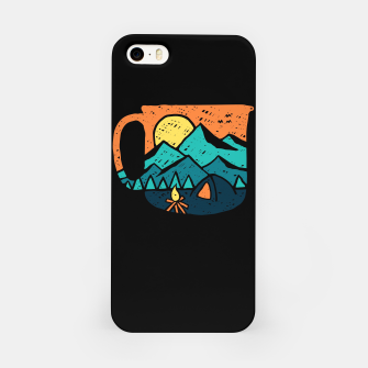 Miniatur Coffea and Adventure iPhone Case, Live Heroes