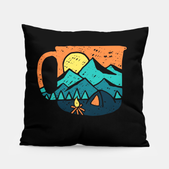 Miniatur Coffea and Adventure Pillow, Live Heroes