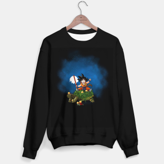 Thumbnail image of Kame Turtle Sudadera regular, Live Heroes
