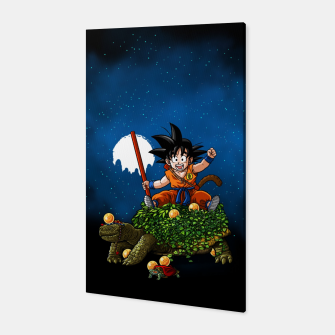 Thumbnail image of Kame Turtle Canvas, Live Heroes