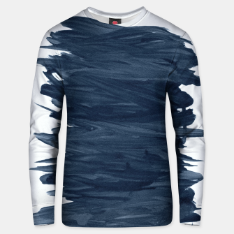 Abstract Minimalism #1 #minimal #ink #decor #art  Unisex sweatshirt obraz miniatury