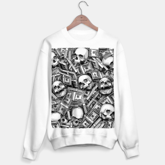 Root Of All Evil Sweater regular Bild der Miniatur