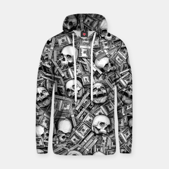 Root Of All Evil Hoodie Bild der Miniatur
