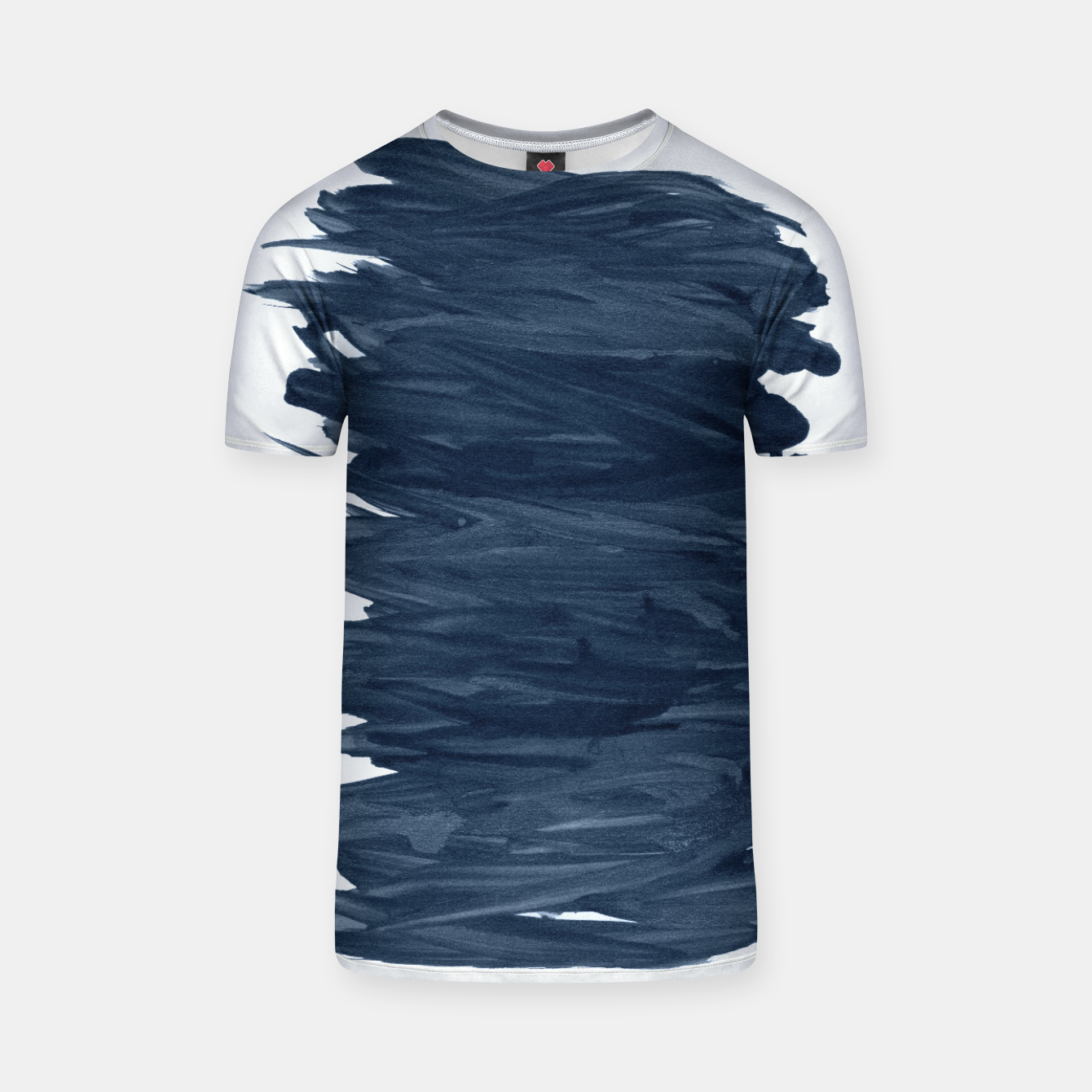 Zdjęcie Abstract Minimalism #1 #minimal #ink #decor #art  T-Shirt - Live Heroes