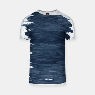 Abstract Minimalism #1 #minimal #ink #decor #art  T-Shirt obraz miniatury
