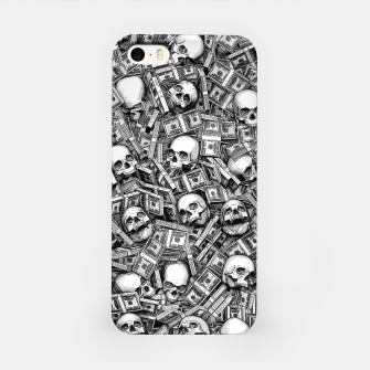 Thumbnail image of Root Of All Evil iPhone Case, Live Heroes