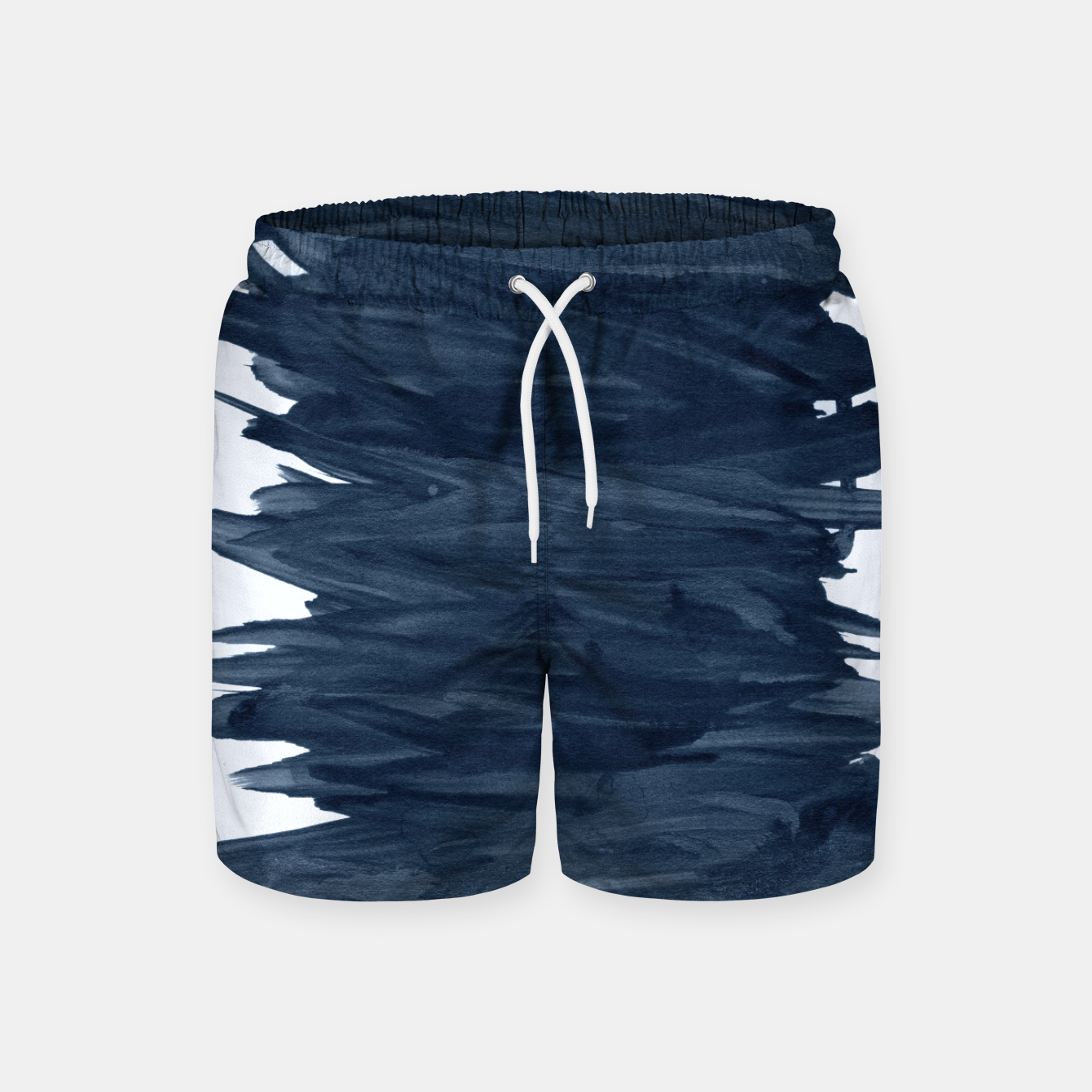 Zdjęcie Abstract Minimalism #1 #minimal #ink #decor #art  Badeshorts - Live Heroes