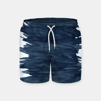 Miniaturka Abstract Minimalism #1 #minimal #ink #decor #art  Badeshorts, Live Heroes