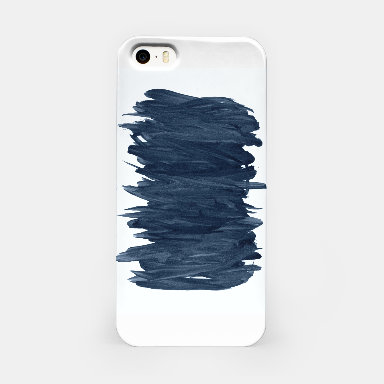 Zdjęcie Abstract Minimalism #1 #minimal #ink #decor #art  iPhone-Hülle - Live Heroes