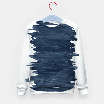Miniaturka Abstract Minimalism #1 #minimal #ink #decor #art  Kindersweatshirt, Live Heroes