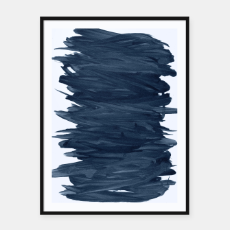 Miniaturka Abstract Minimalism #1 #minimal #ink #decor #art  Plakat mit rahmen, Live Heroes