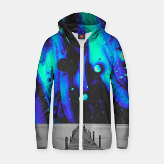 Thumbnail image of 037 Zip up hoodie, Live Heroes