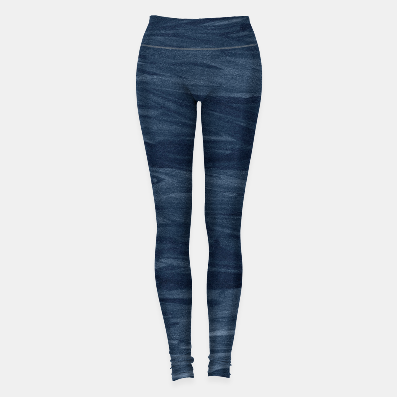 Zdjęcie Abstract Minimalism #1 #minimal #ink #decor #art  Leggings - Live Heroes