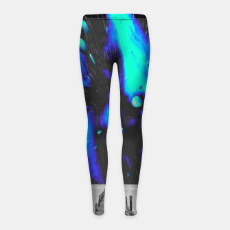 Thumbnail image of 037 Girl's leggings, Live Heroes