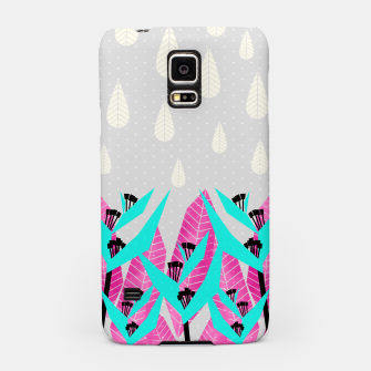 Thumbnail image of It's Raining Paradise | Tropical Flowering Plants Samsung Case, Live Heroes