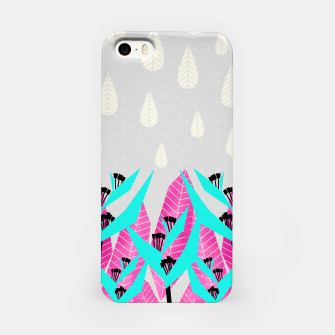 Thumbnail image of It's Raining Paradise | Tropical Flowering Plants iPhone Case, Live Heroes