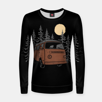 Adventure Van Women sweater miniature