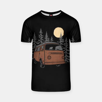 Adventure Van T-shirt miniature